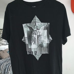 Express NYC shirt